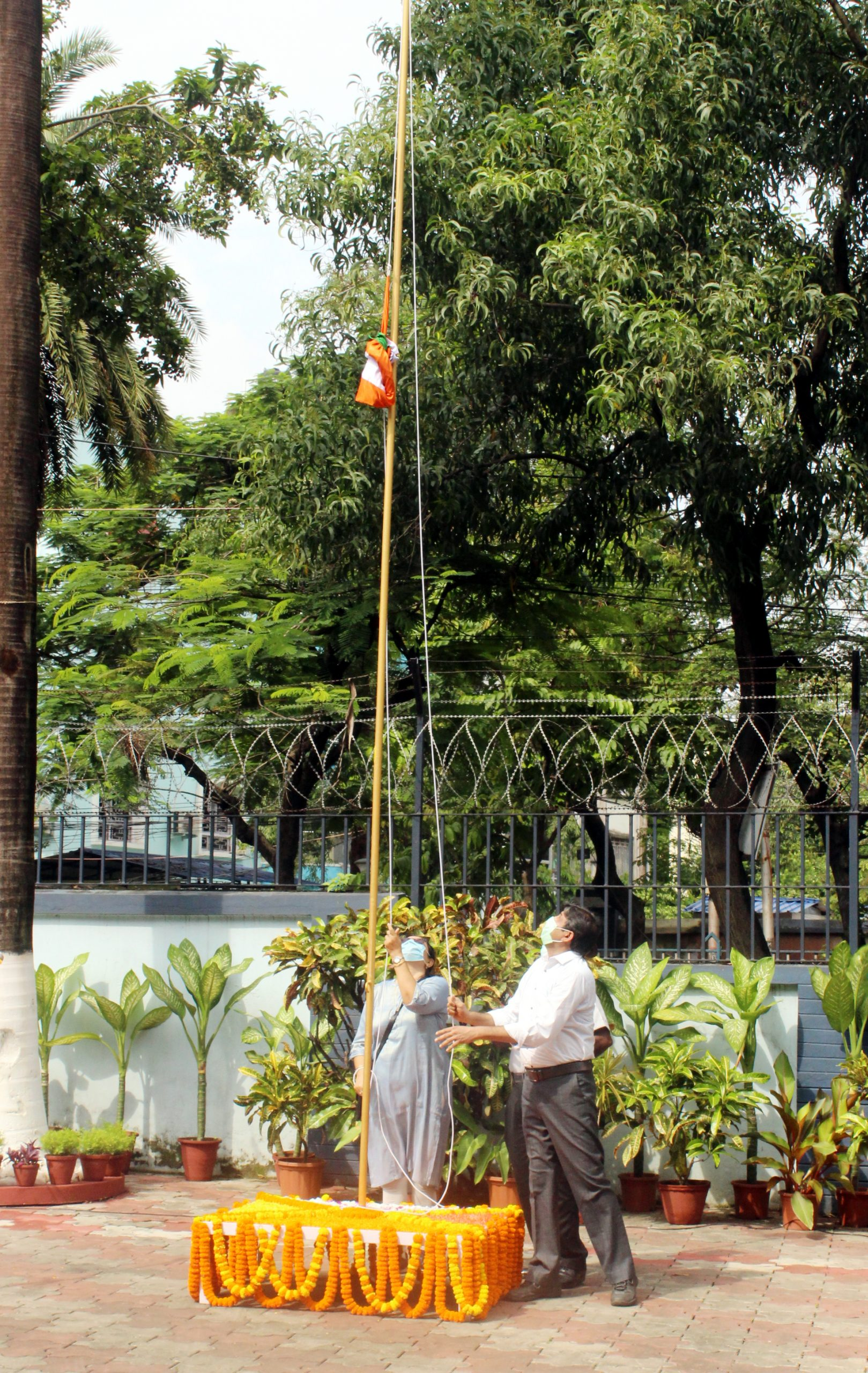 Celebration of 75th Independence Day (2)