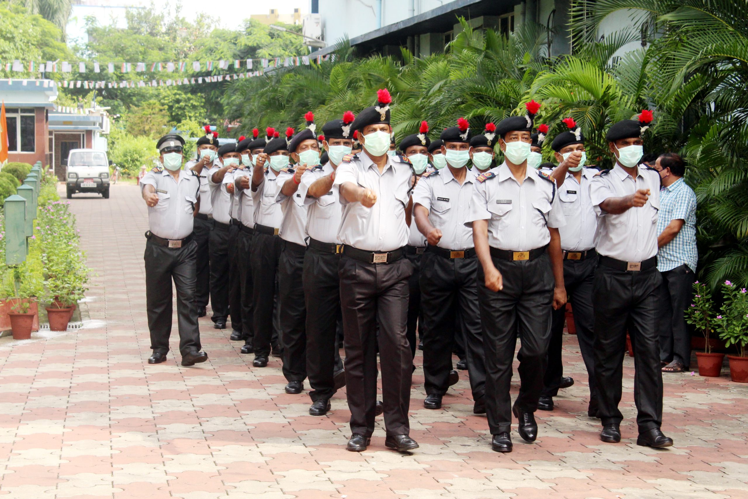 Celebration of 75th Independence Day