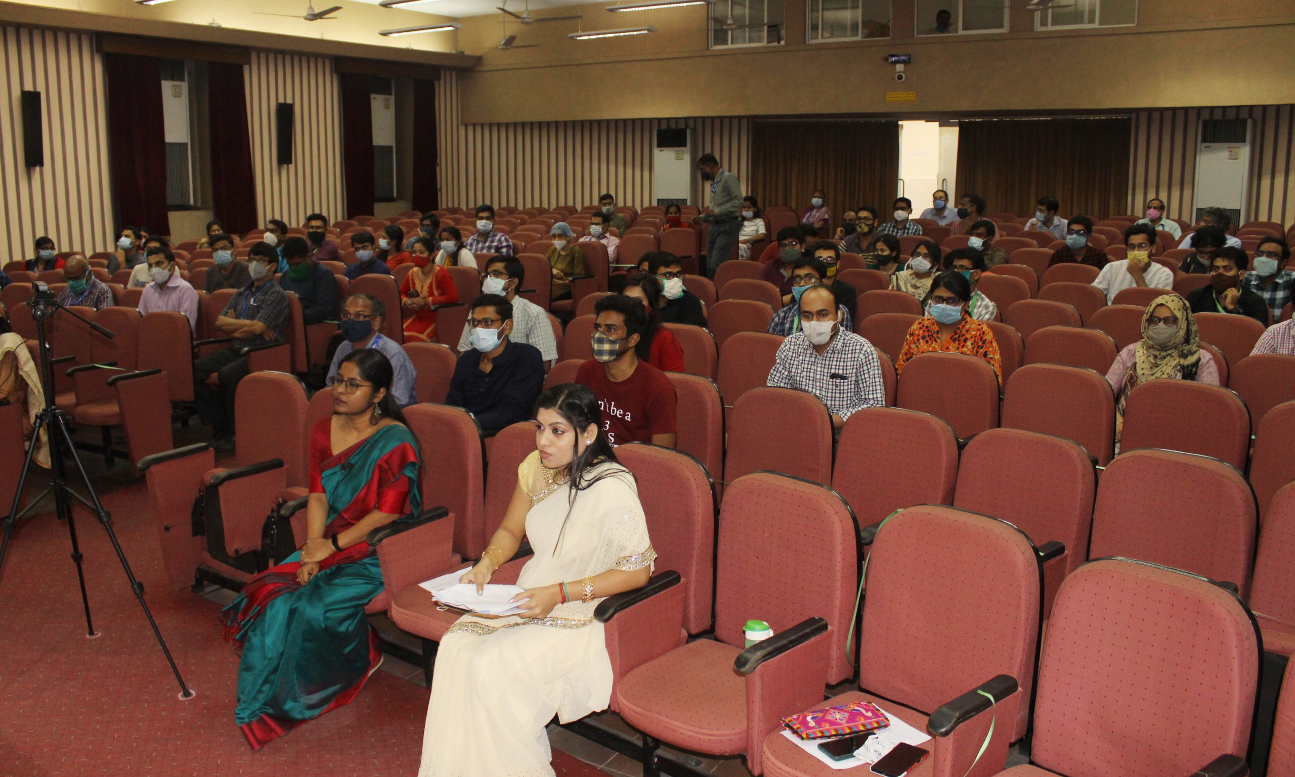 Celebration of National Science Day 2021 in the Institute