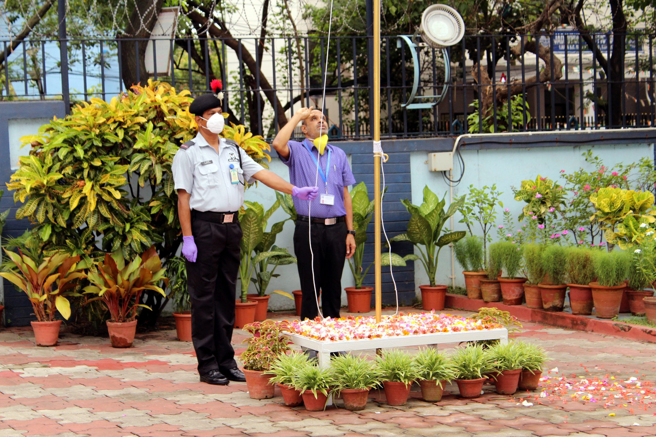 Independence Day Celebration on August 15, 2020