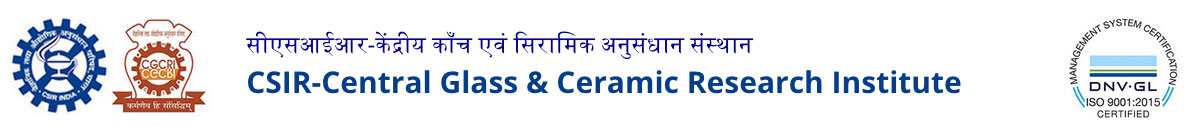 CSIR-Central Glass & Ceramic Research Institute