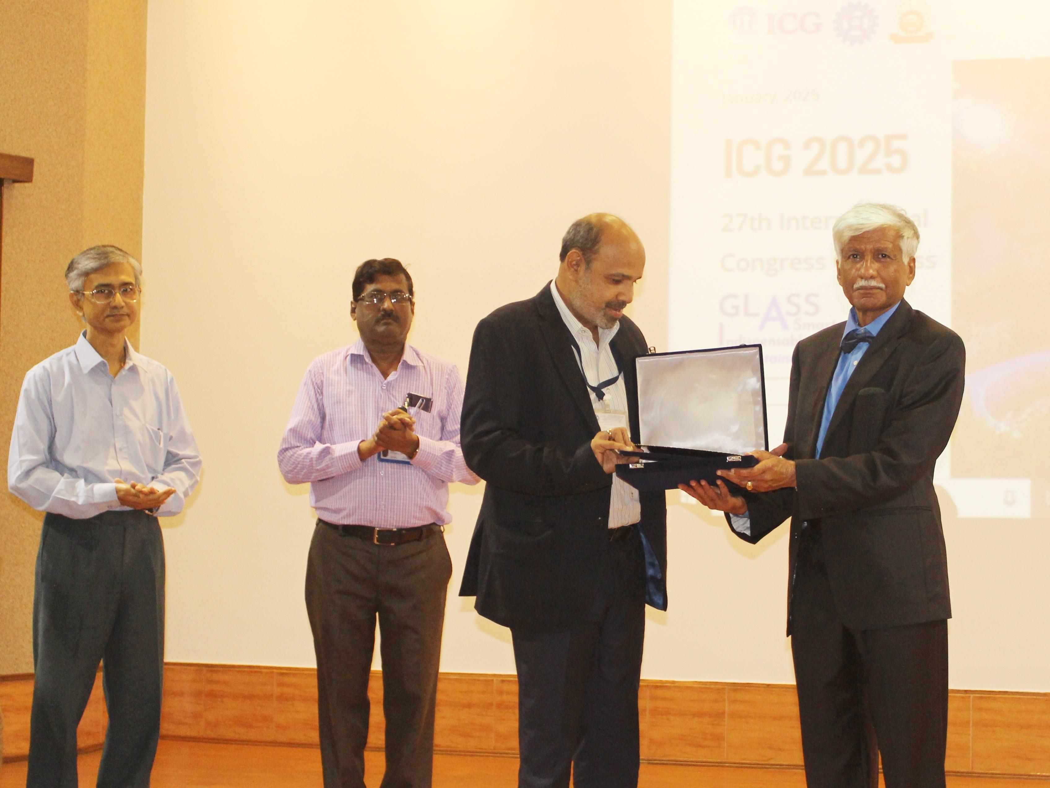 16th Atma Ram Memorial Lecture - Felicitation of Speaker