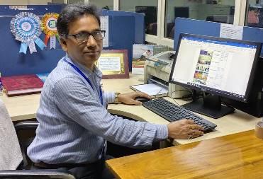 Dr. Ganesh C. Sahoo