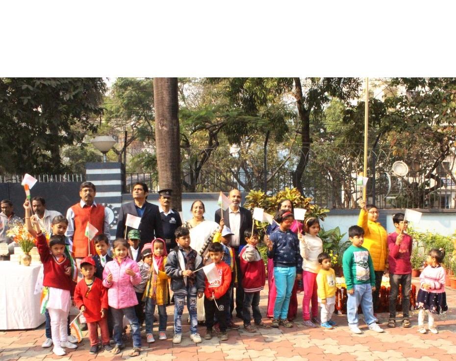 71st Republic Day Celebration at CSIR-CGCRI, Kolkata