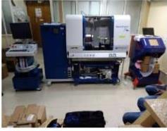 Establishment of a Laser Assisted Ultra-Precision Machining Facility